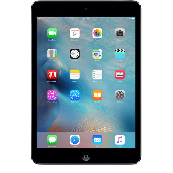 iPad mini 1 Thru 4