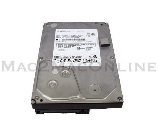 "661-5104 24"" iMac 640GB 7200rpm 16MB SATA Hard Drive Early 2009"