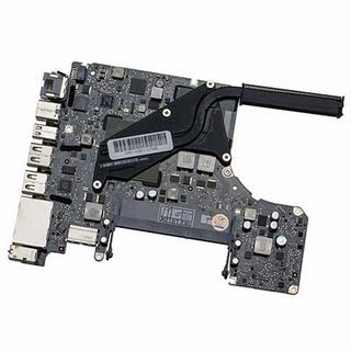 661-5230 13Ó 2.26GHz C2D MacBook Pro Logic Board Mid 2009