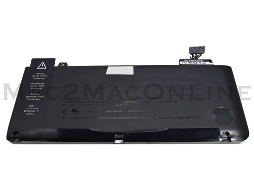 "661-5557 13"" MacBook Pro Mid 2009 through Mid 2012 Lithium Ion Battery A1322 Holds at Least a 75% Charge"