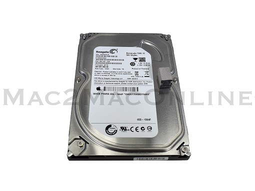 "661-5940 21.5"" iMac 500GB 3.5"" 7200rpm SATA Hard Drive Mid/Late 2011"