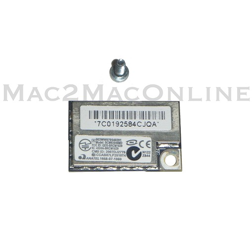 "922-9218 21.5"" & 27"" iMac Late 2009 Bluetooth Board"