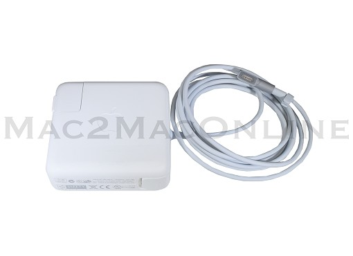 "A1184-B 13"" 60W MagSafe 1 MacBook AC Adapter w/Duckhead T-Connector USED Grade B"