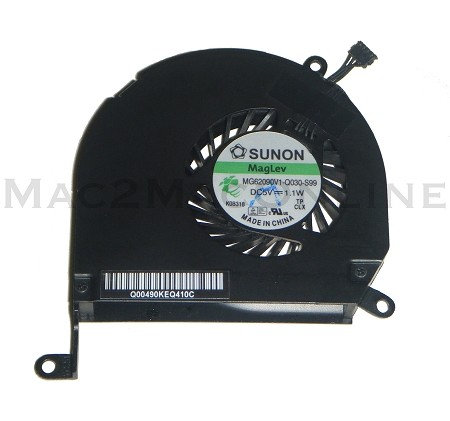 "922-8703 15"" MacBook Pro Mid 2010 & 2012 Left Fan A1286"